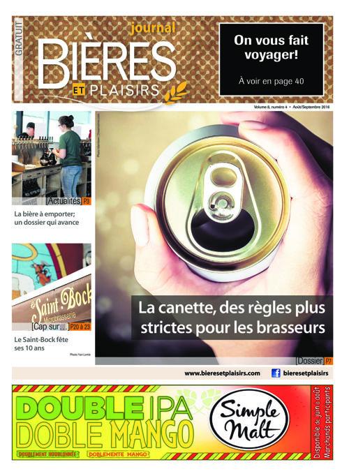Bières et Plaisirs Volume 8 Numéro 4