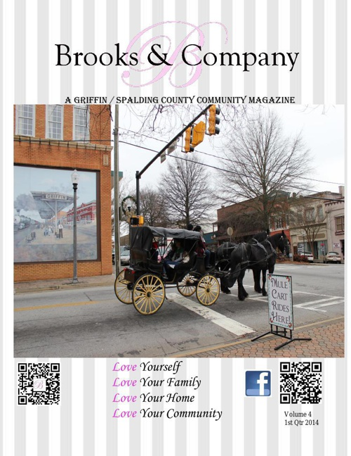 Brooks and Company 1st Qtr 2014
