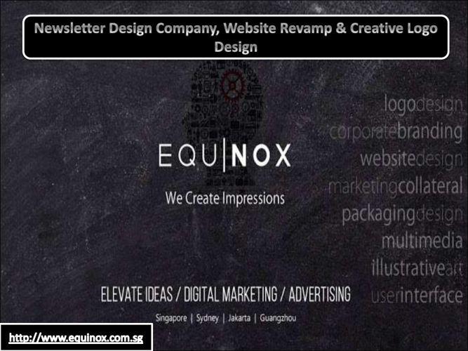 Singapore Logo Design Firm