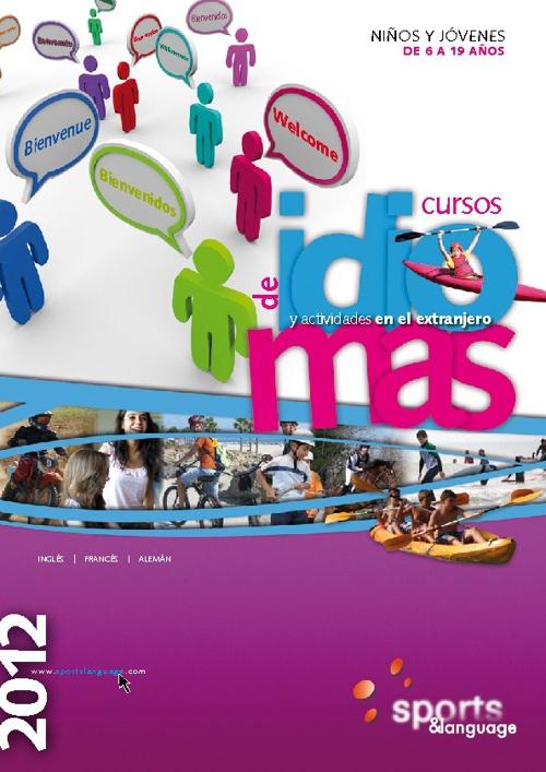 Folleto de Cursos para Niños y Jóvenes 2012