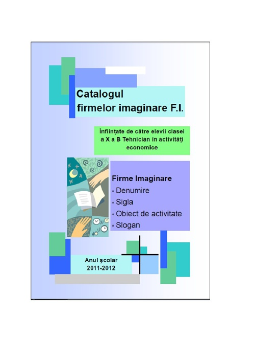 Catalogul Firmelor Imaginare F.I.