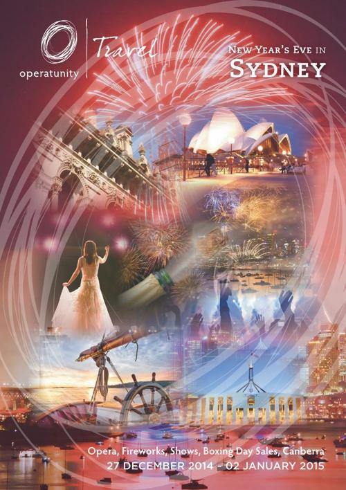 2015 Sydney Itinerary