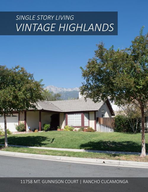 11758 Mt Gunnison Court - Vintage Highlands Home For Sale