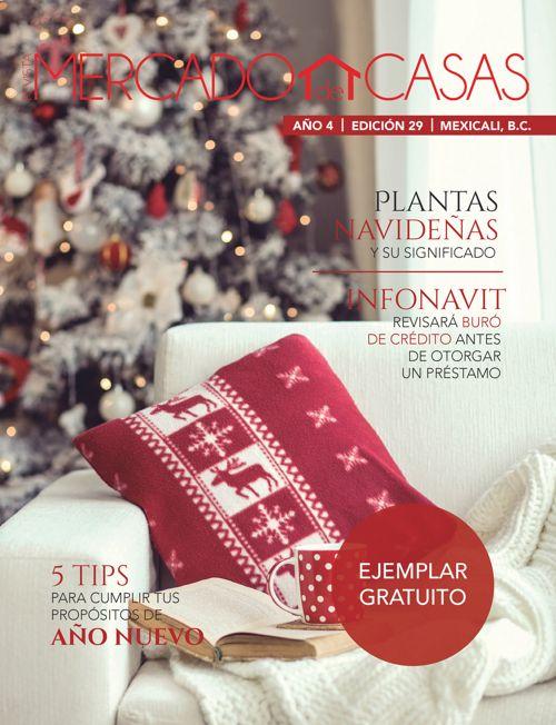 Revista Mercado de Casas - Edición Noviembre/Diciembre 2017
