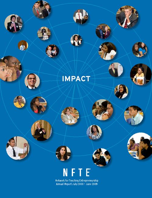 NFTE Annual Report - 2009