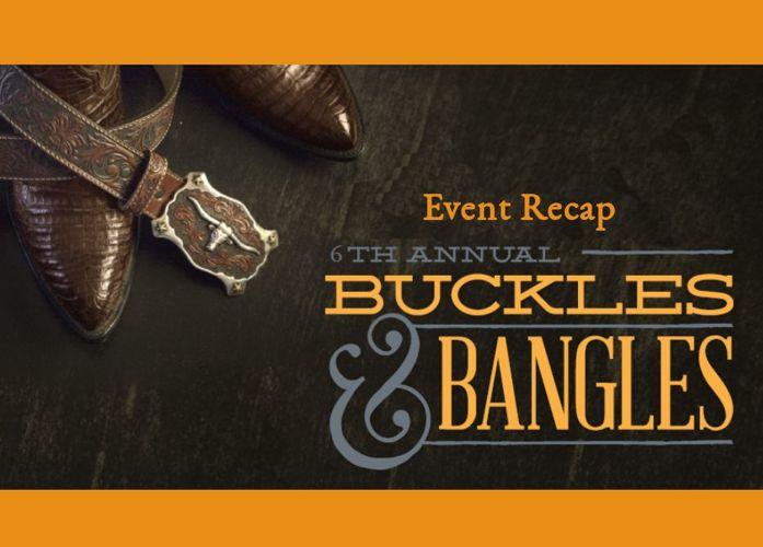 Buckles & Bangles Event Recap