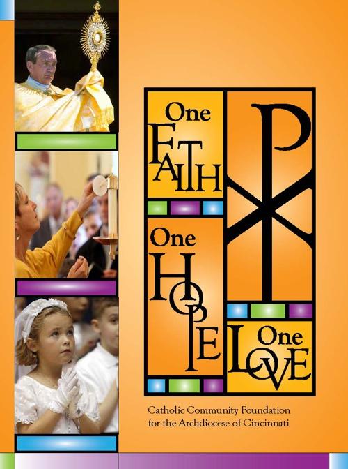 1 Faith 1 Hope 1 Love