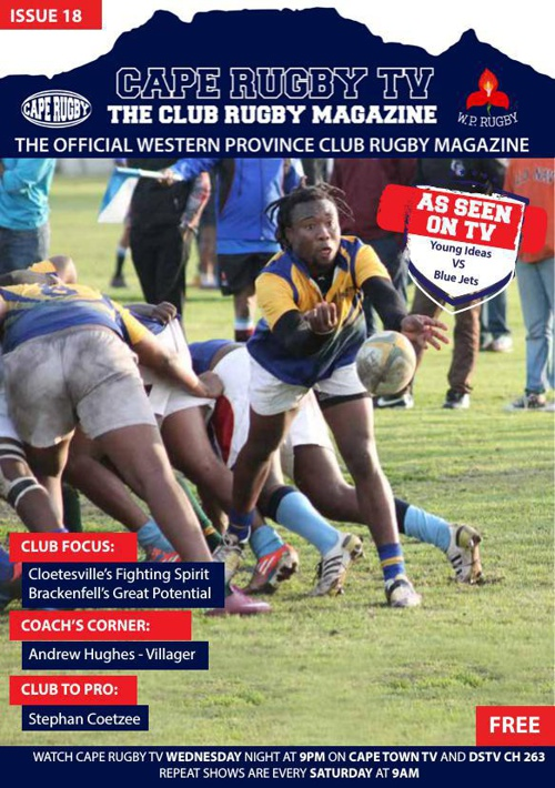 Cape Rugby TV ISSUE 18