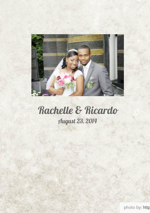 Rachelle & Ricardo