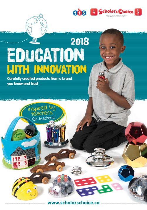 Education With Innovation - TTS, Scholar's Choice 2018
