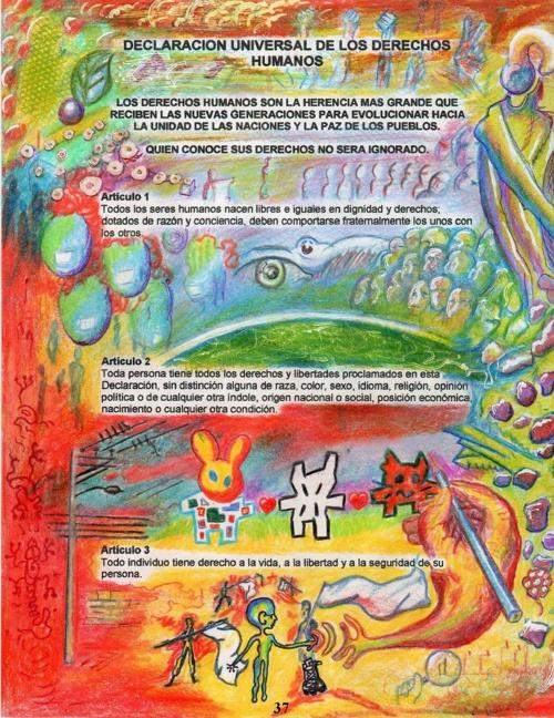 III PARTE DERECHOS HUMANOS (CARTILLA SERES DE PAZ)