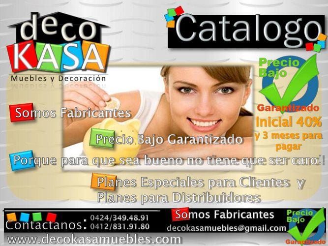 CATÁLOGO DECOKASA CUNAS CAMACUNA CONVERTIBLE CLOSETS HABITACIONE