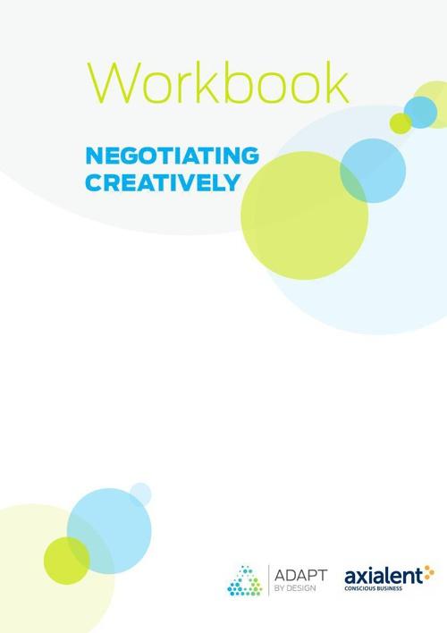 Negotiating Creatively