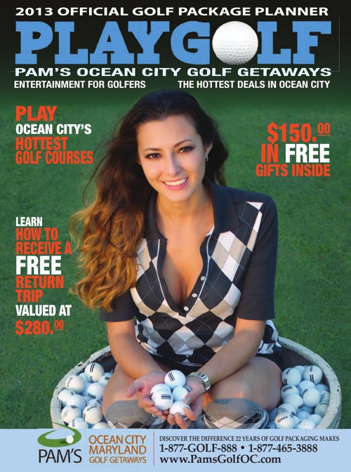 Pam's OC Golf 2013 Package Planner