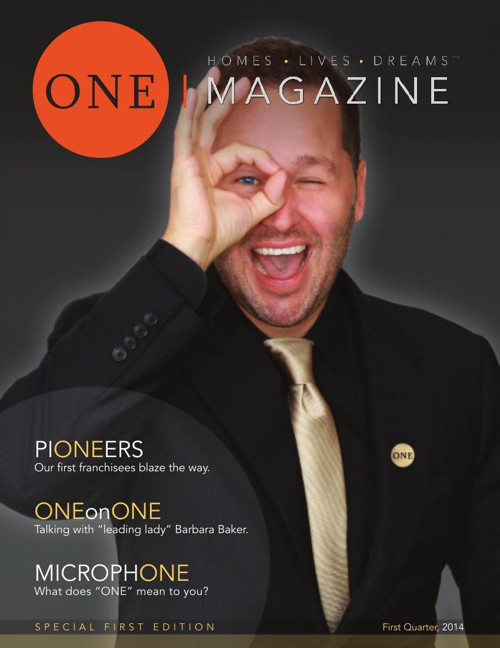 ONE Magazine TEST a2u