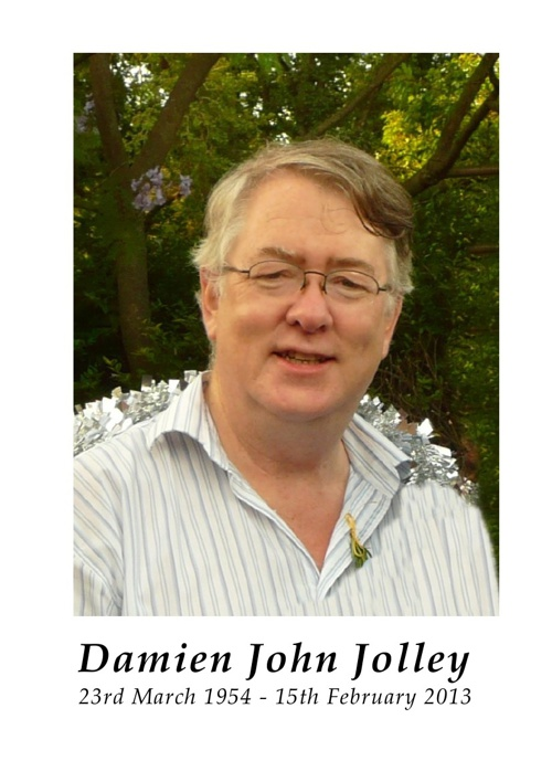 Damien Jolly