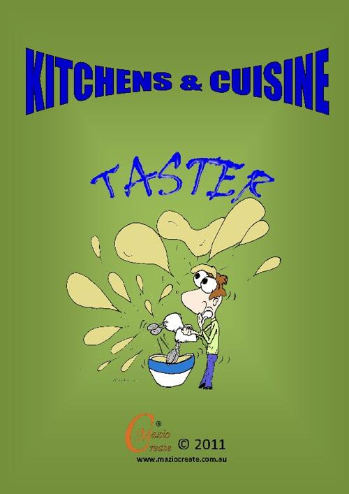 Kitchens & Cuisine Taster