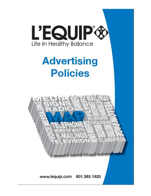 Advertising Policies Flip