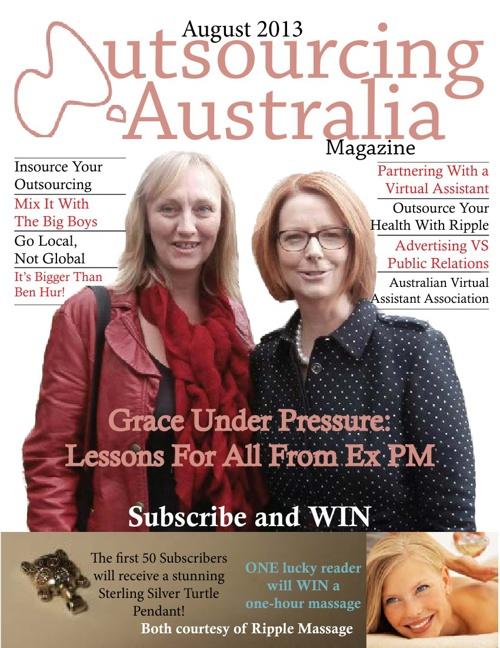 Outsourcing Australia Magazine