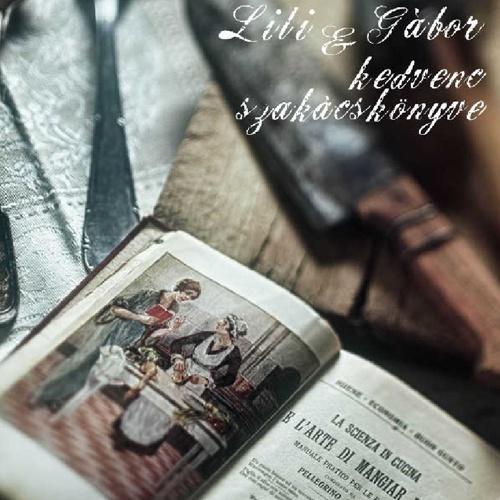 Lili & Gabor kedvenc szakacskonyve