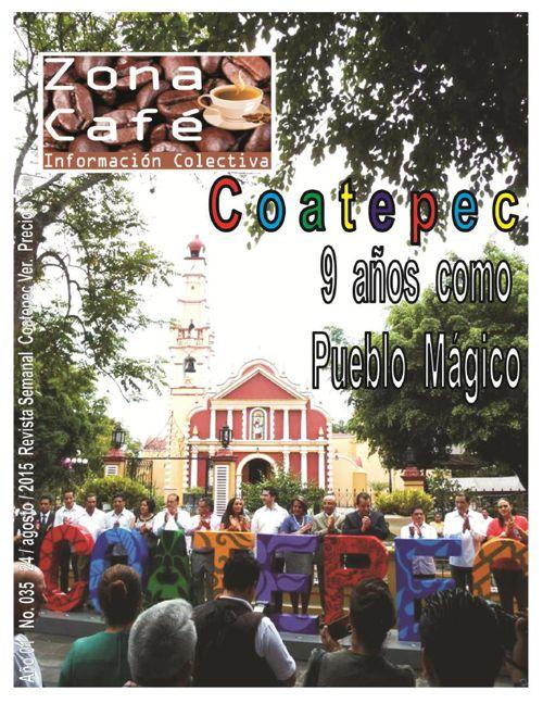 Revista Digital Zona Café Número 035