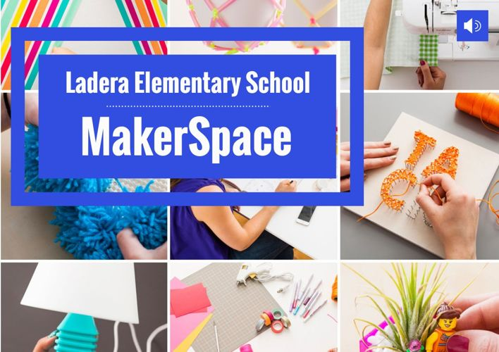 Introduction to MakerSpace at the Ladera Library