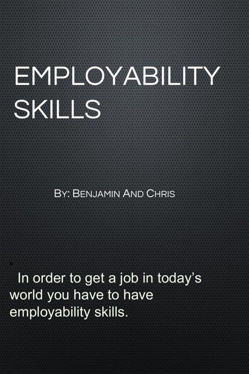 Employability skills (1)