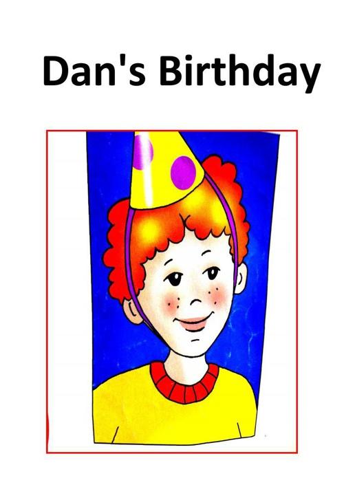 Dan's Birthday