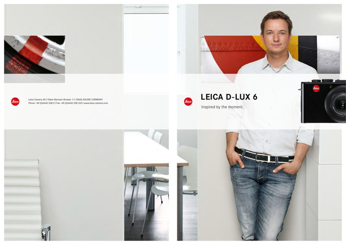 Leica D-Lux 6 Brochure by Red Dot Cameras