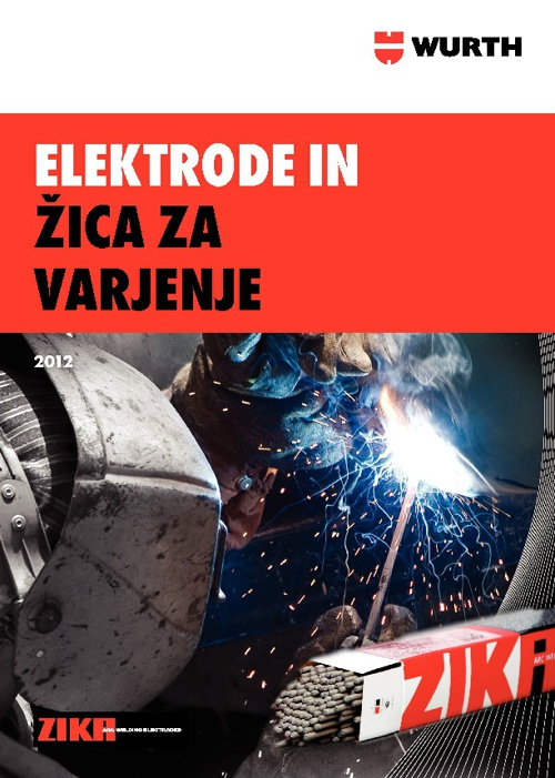 Elektrode in žica za varjenje