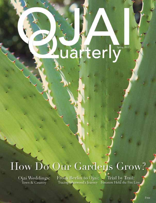 Ojai Quarterly-Spring Issue