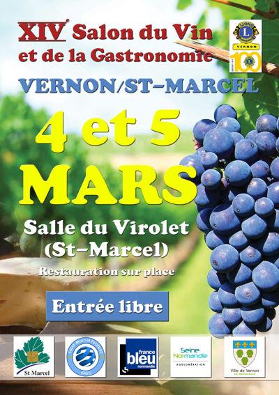 Salon du vin et de la gastronomie 2017
