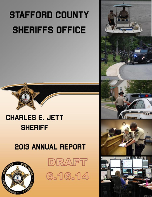 Annual Report for 6.17.14