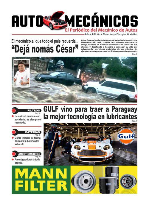 AUTOMECANICA - Mayo - Año 2015 OK