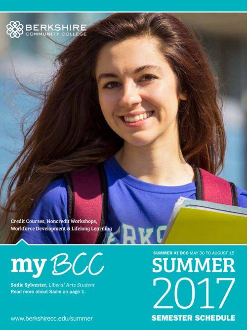 2017 BCC Summer Semester Schedule