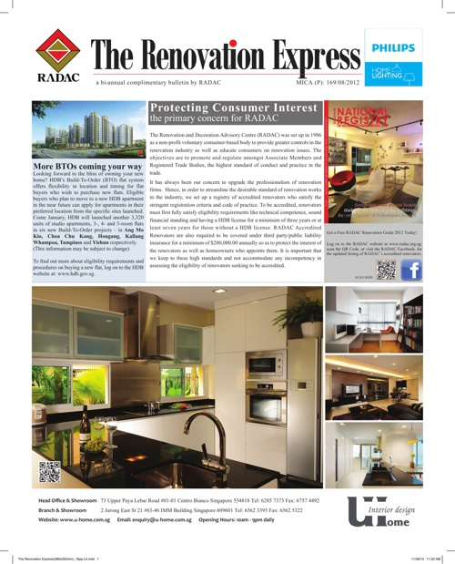The Renovation Express