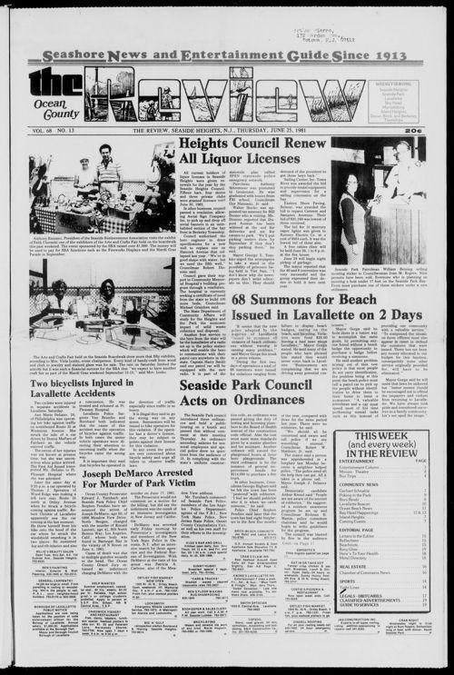 Review June 1981
