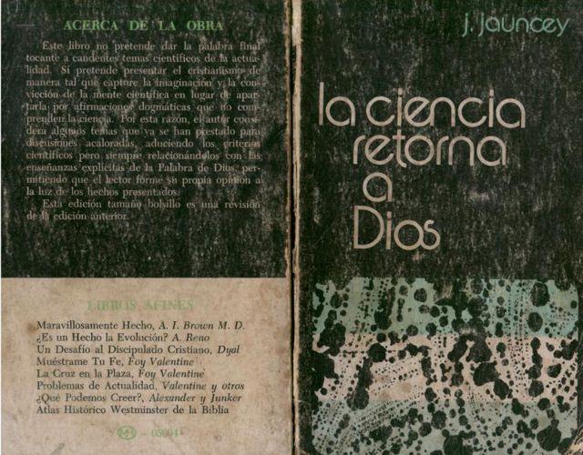 J. Jauncey-La Ciencia Retorna a Dios
