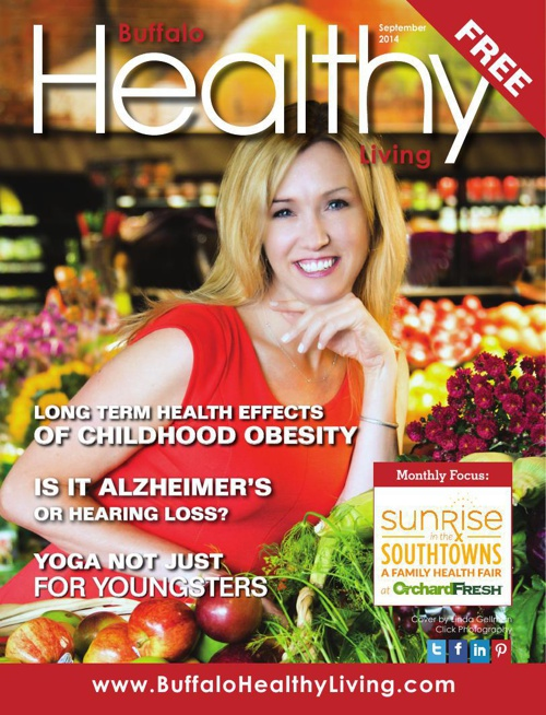 September 2014 Buffalo Healthy Living