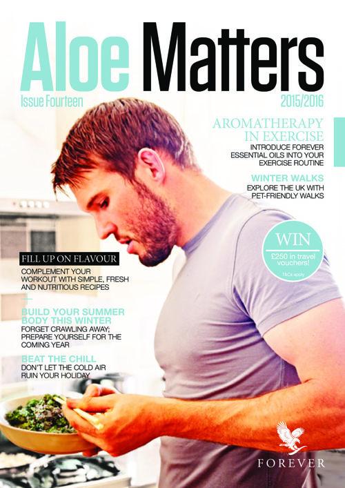 Aloe Matters Magazine