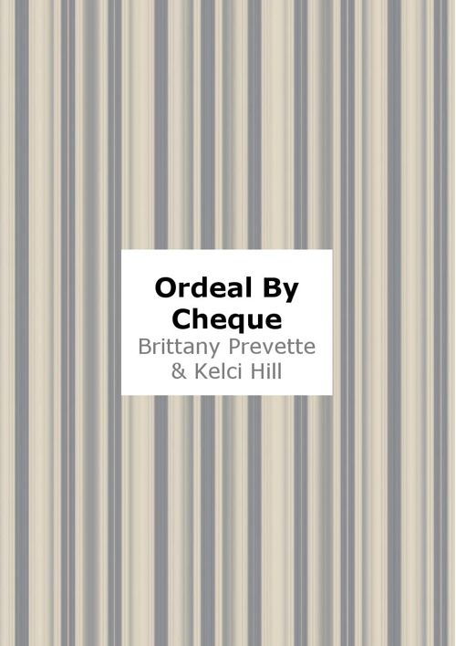 Ordeal By Cheque