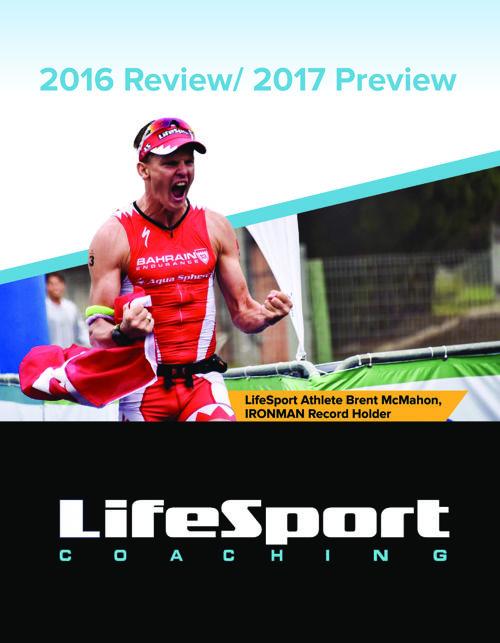 LifeSport Sponsor Package - Aqua Sphere