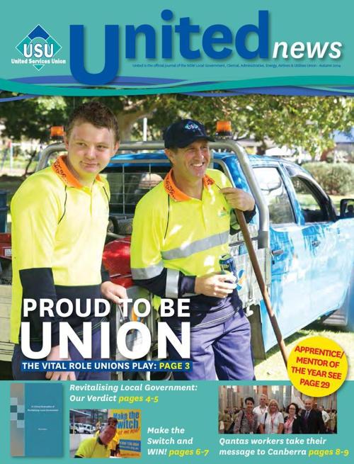 United News Autumn 2014