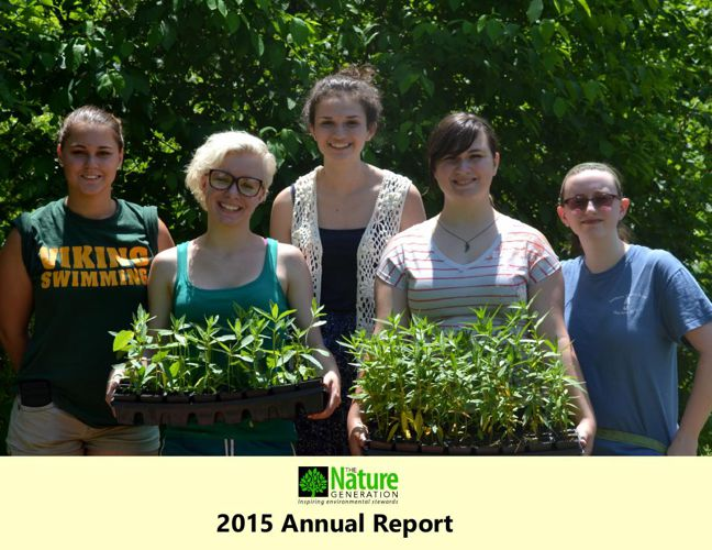 The Nature Generation Annual Report 2015
