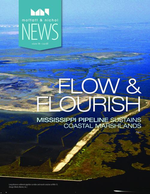 M&N News Vol. 14, Issue 1 - Flow & Flourish