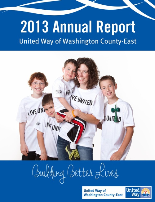 2013 UWWCE Annual Report