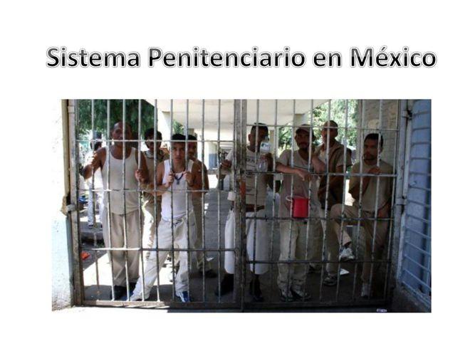 sitema penitenciario en mexico 2