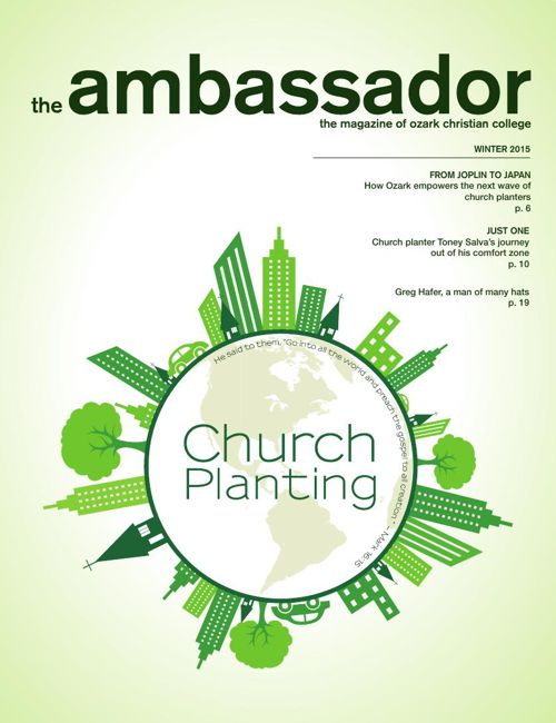 The Ambassador - Winter 2015