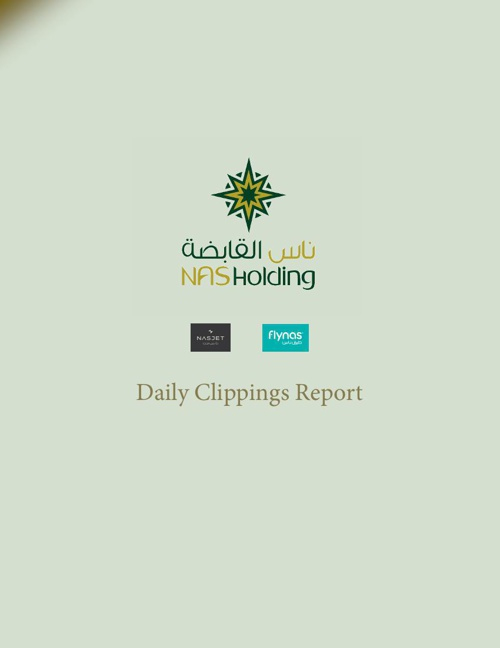 NAS Holding PDF Clippings Report - January 20, 2015