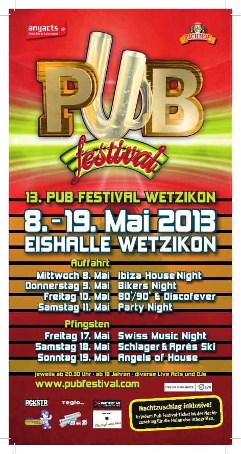 Booklet Pub Festival Zug